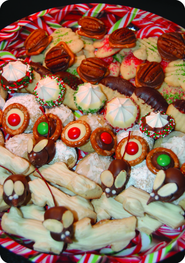 Holiday cookie platter recipes
