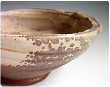 Organic chic pottery