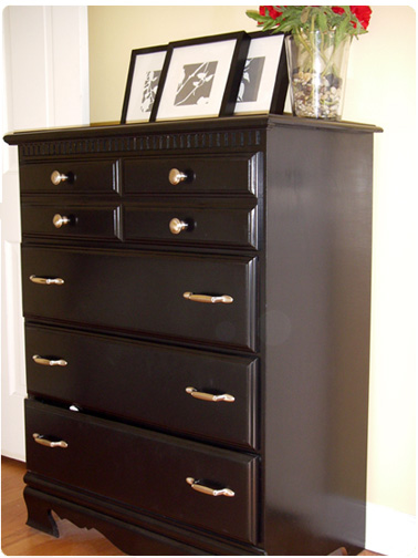 how to refinish a dresser. Black Bedroom Furniture Sets. Home Design Ideas