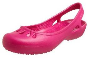 Crocs Malindi Flat hot pink