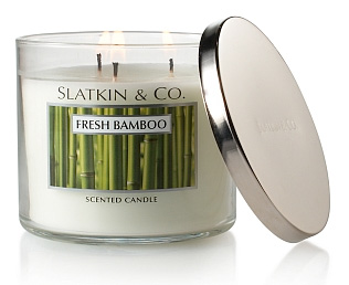 Bath & Body Works Fresh Bamboo Candle