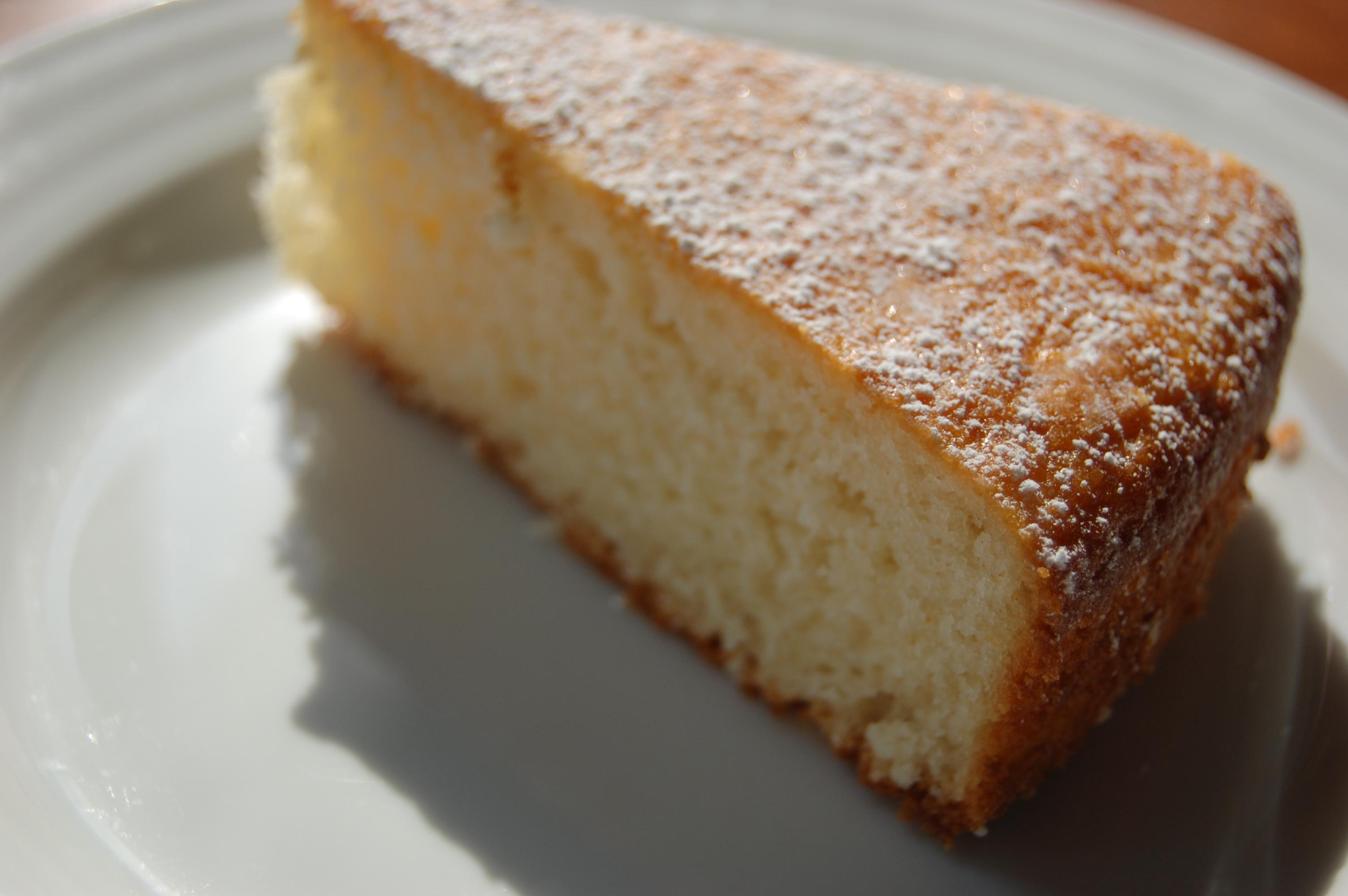 Vanilla Slice Birthday Cake