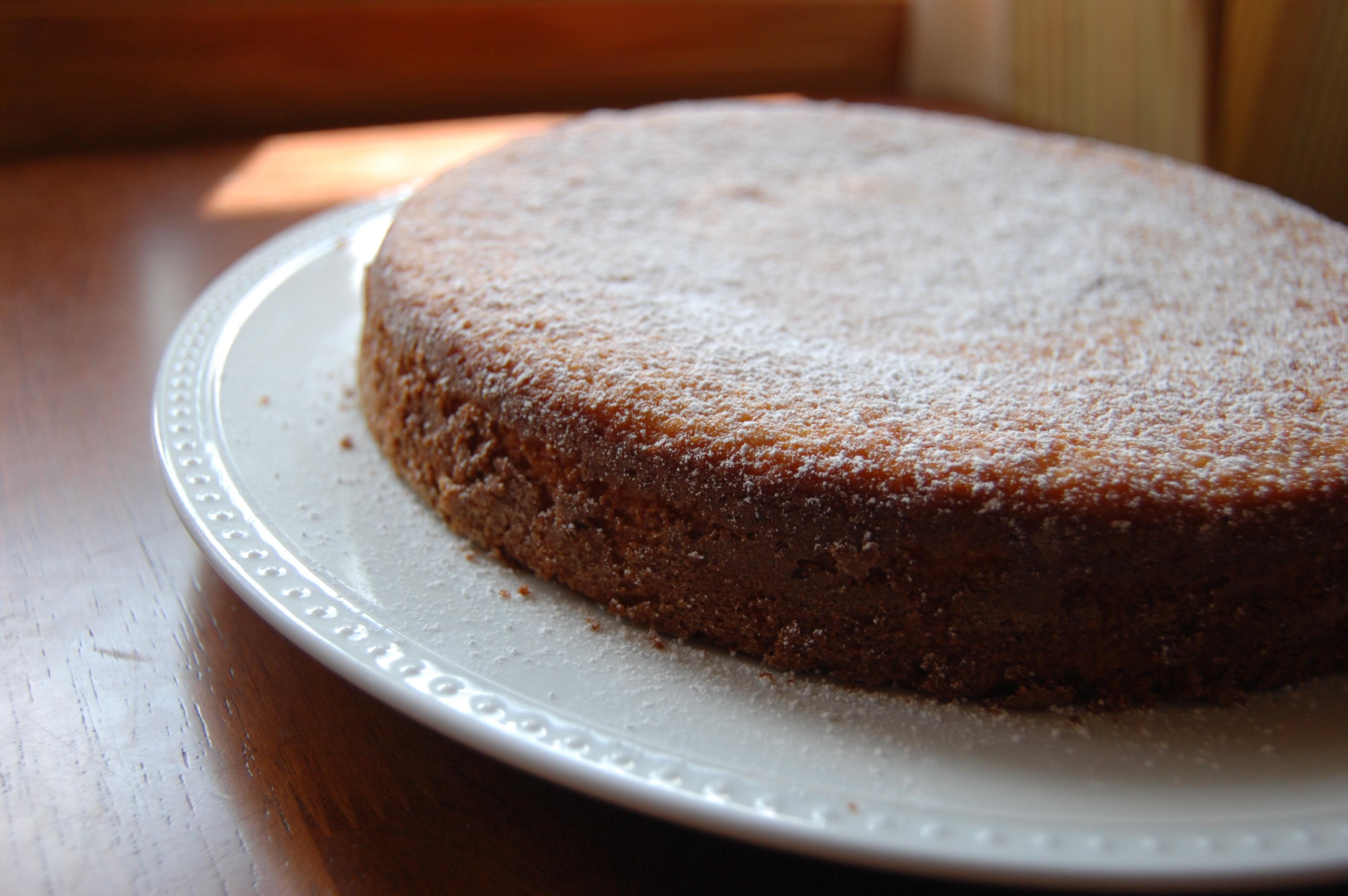 Cake Recipes With Icing Sugar: Vanilla Cake