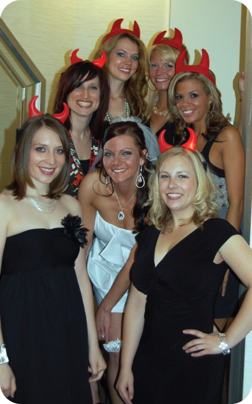 Naughty Or Nice Bachelorette Party