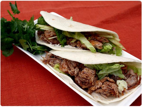 Latin Night: Slow Cooked Pork Tacos |
