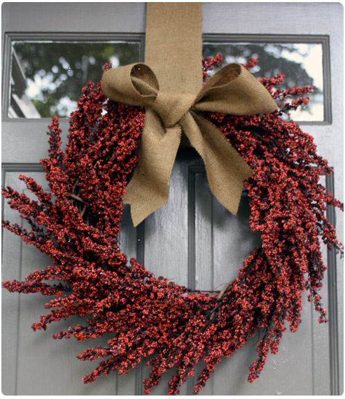 Retail Replicate - Berry Wreath