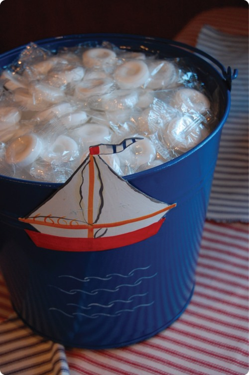 Sailing Themed Party