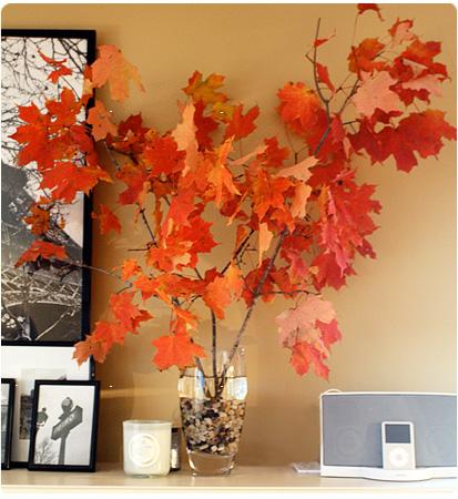 branches floral arrangement