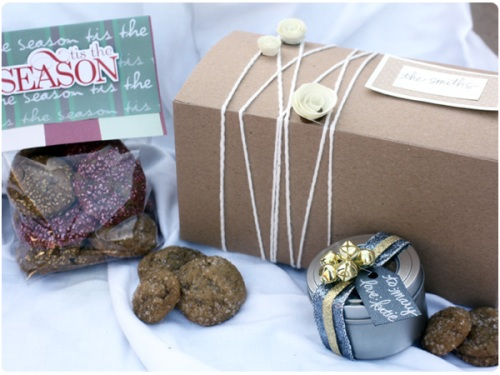 christmas cookie gift ideas