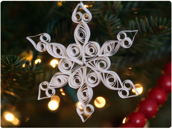 Quilled Paper Ornaments Paper Quilling Ornaments