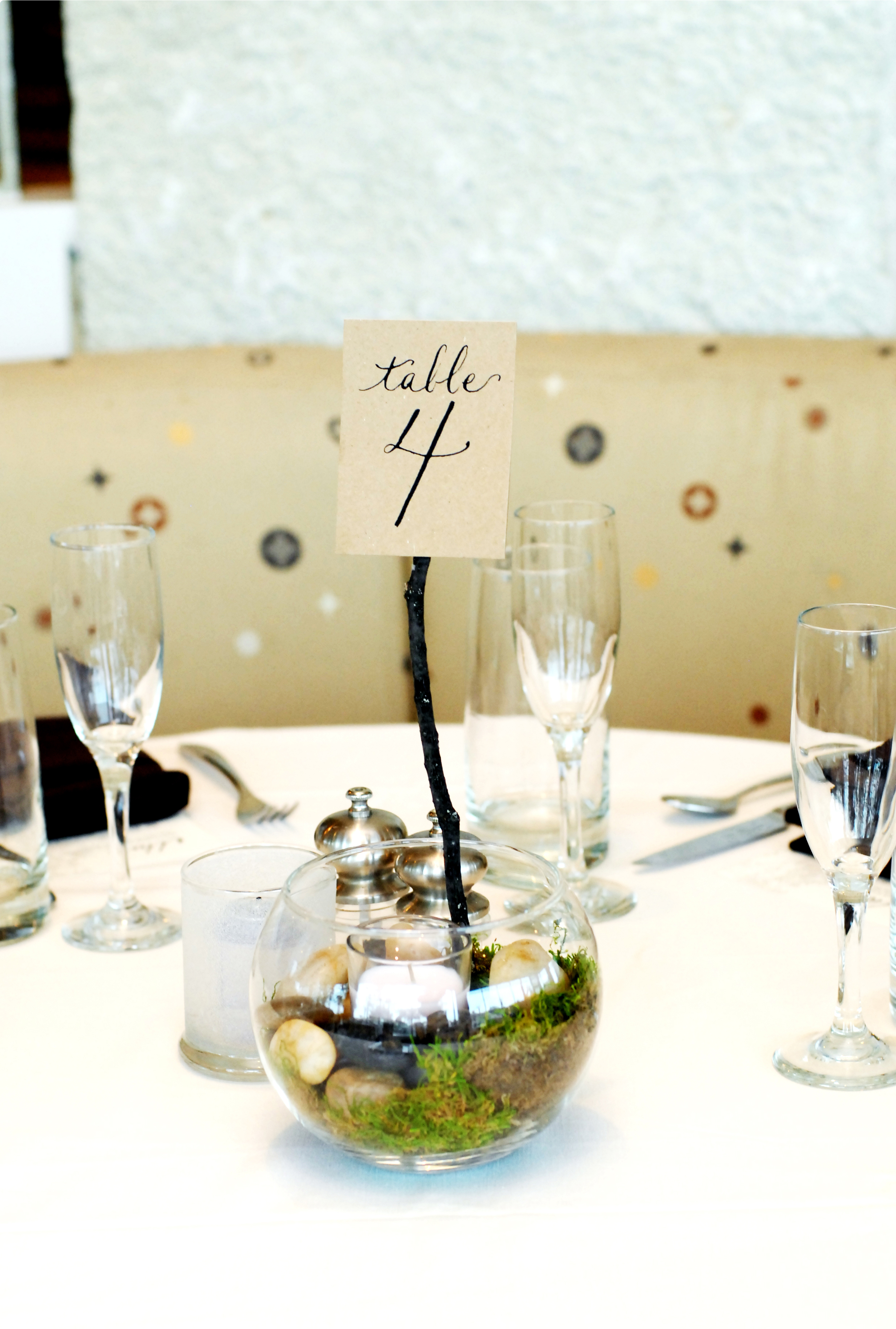 rustic themed outdoor wedding |