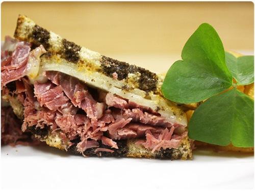 reuben rachel sandwich
