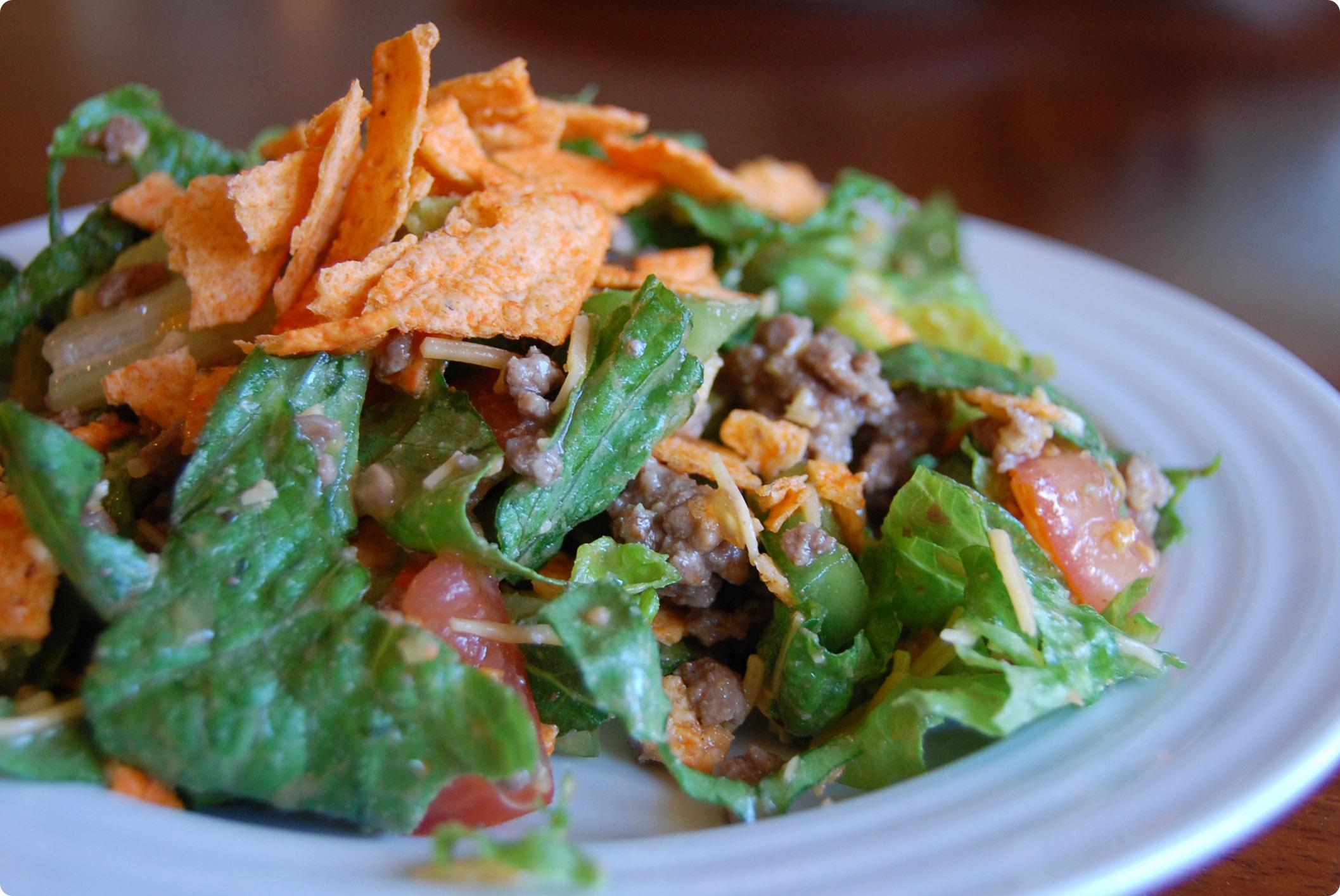 Dorito Taco Salad |
