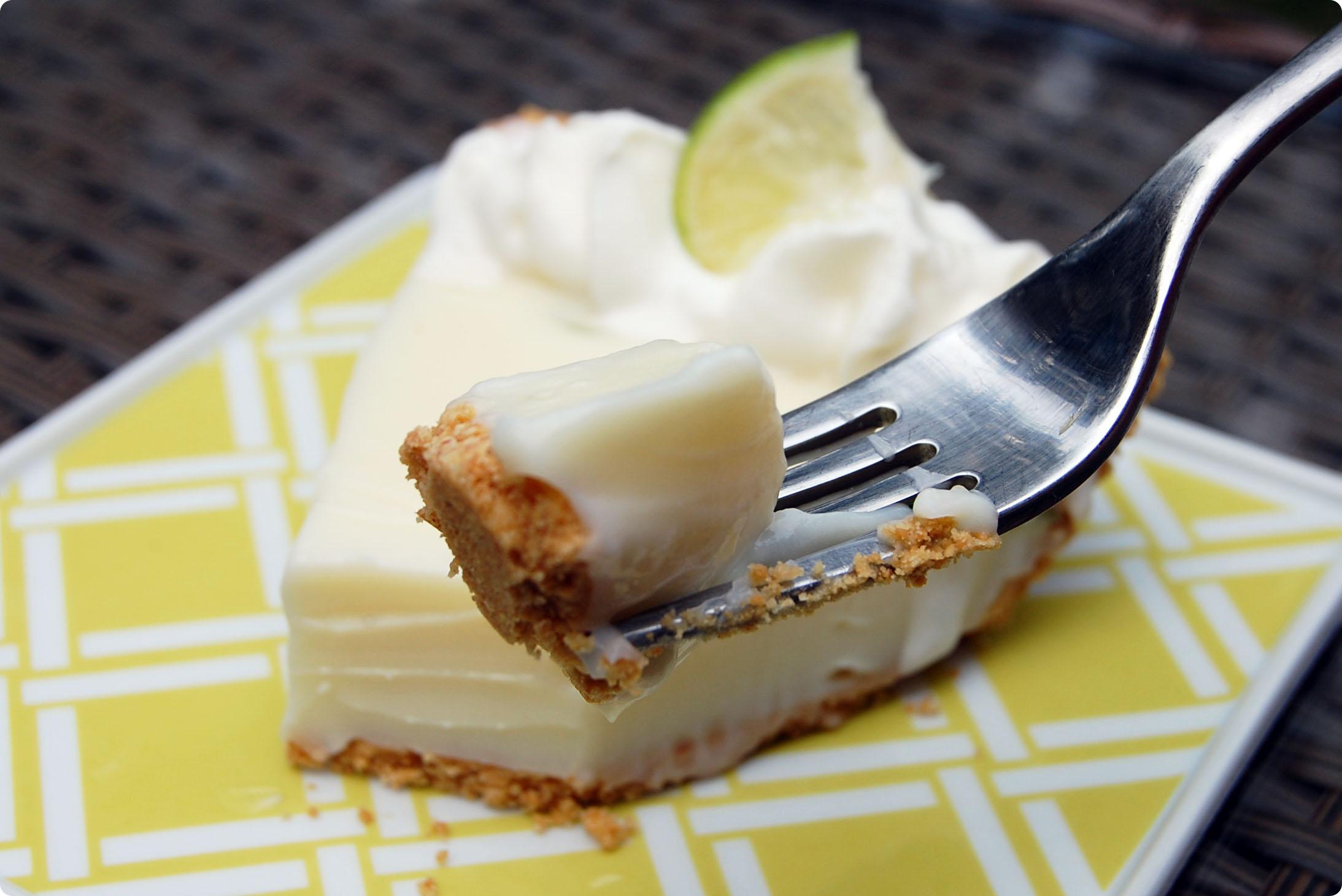 Haute Pie} White Chocolate Key Lime |