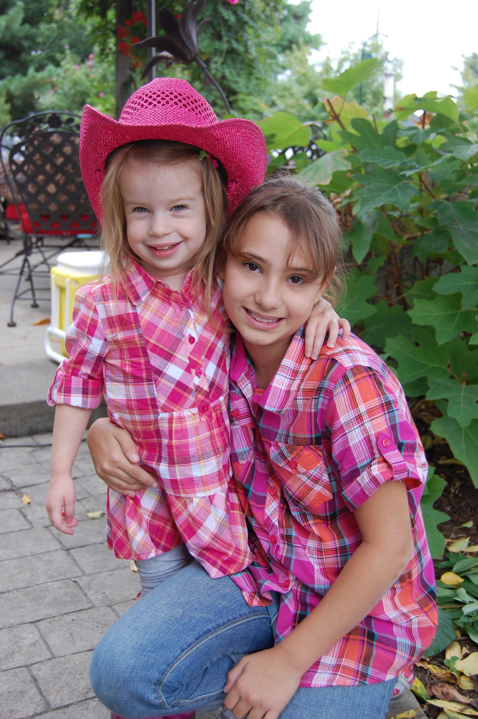 Little Girls Nails And Girls On Pinterest: Little Girl Cowgirl Party