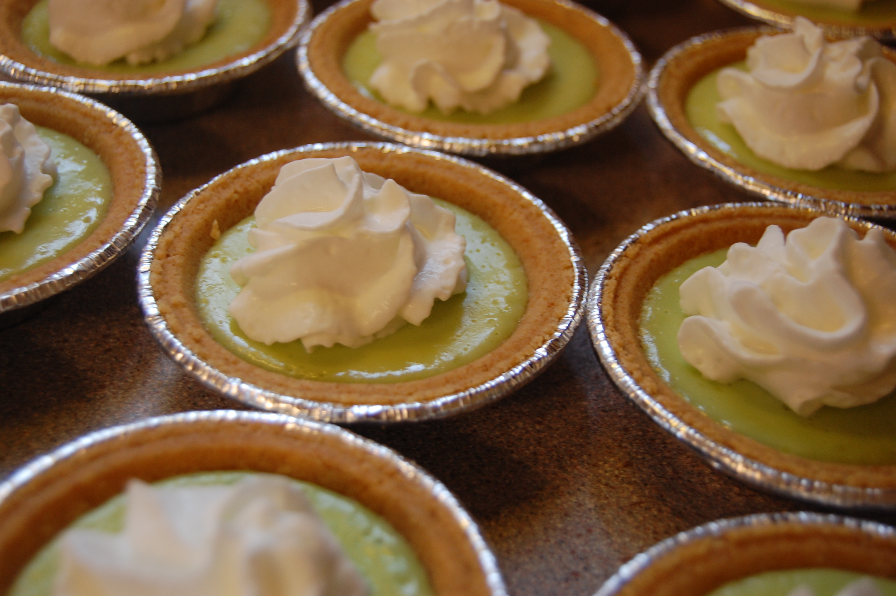 at key lime tarts lady j s musings du jour tarte du jour key lime tart ...
