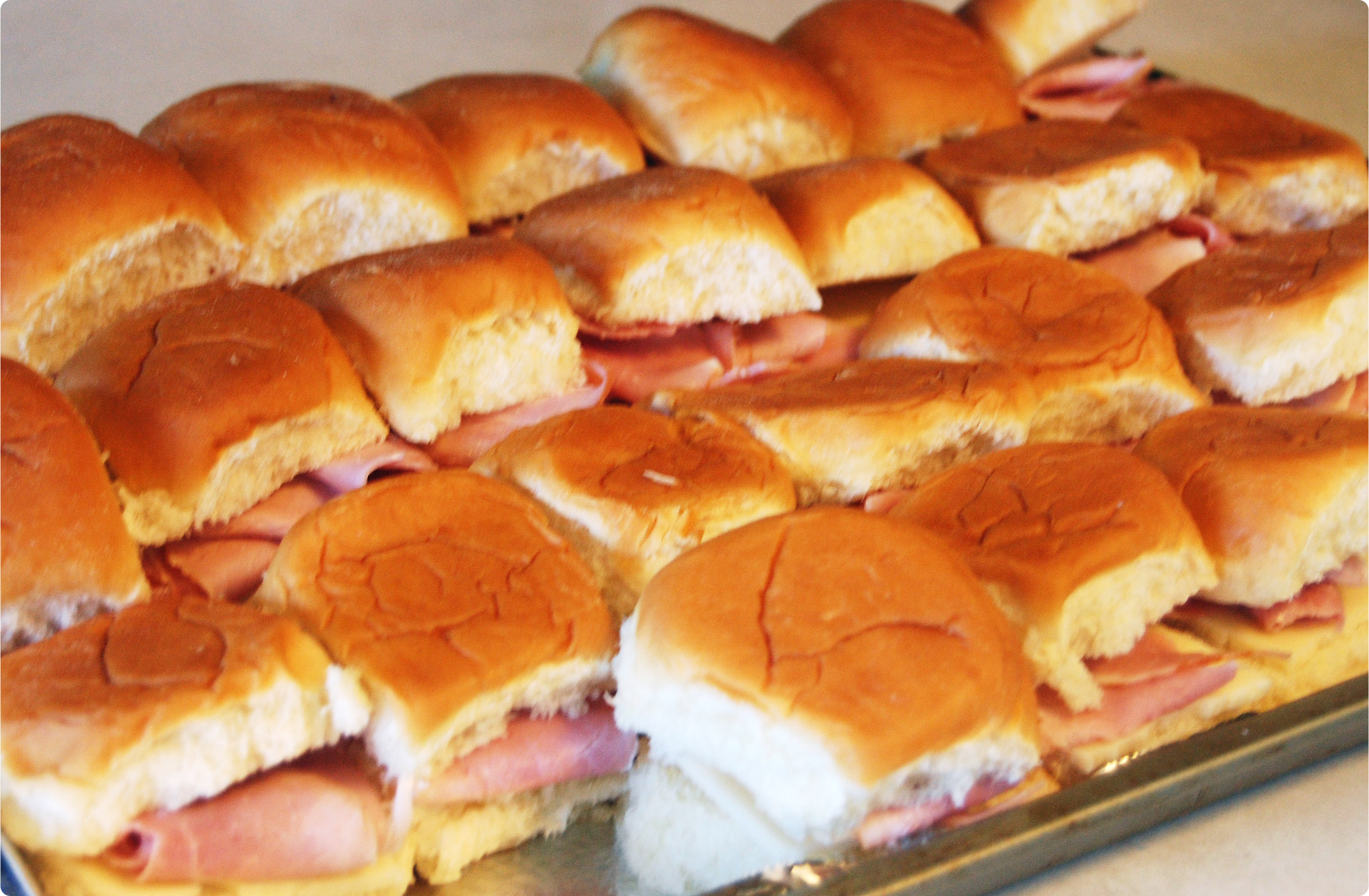 ham and cheese hawaiian rolls