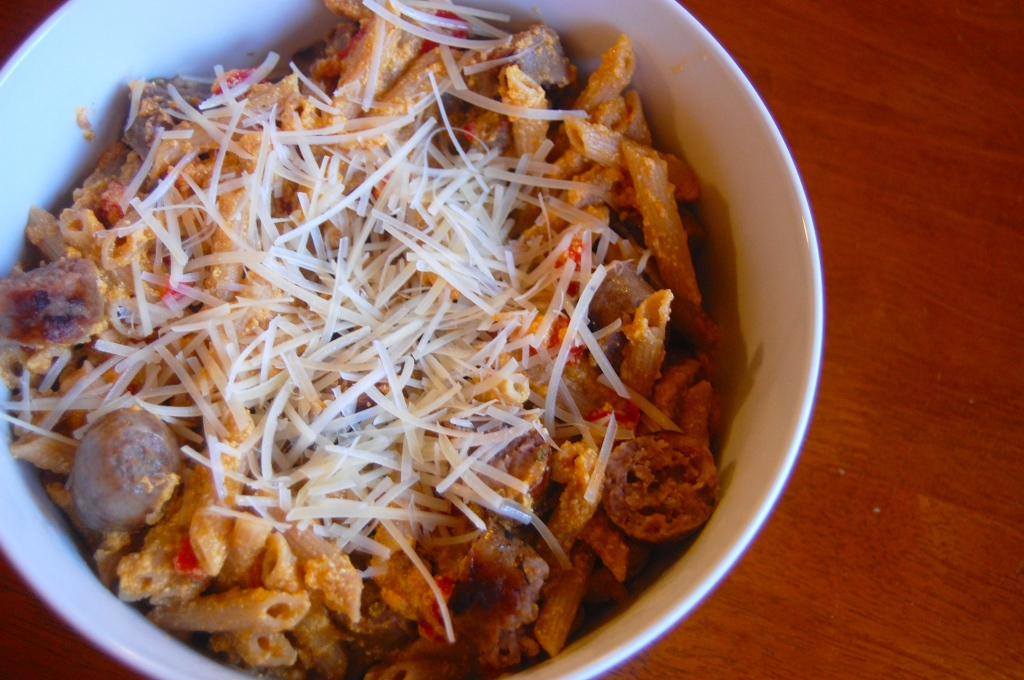 Penne With Creamy Pumpkin Sauce Recipes — Dishmaps