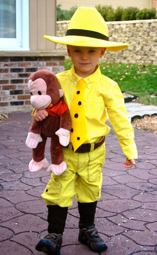 Literary hoots october 2016 1 the man in the yellow hat from curious george haute apple pie solutioingenieria Gallery