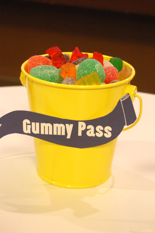 candy buckets |