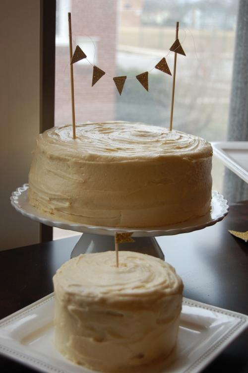 cake and smash cake
