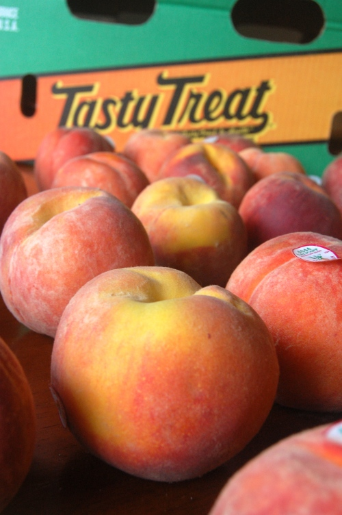 Washington State Peaches