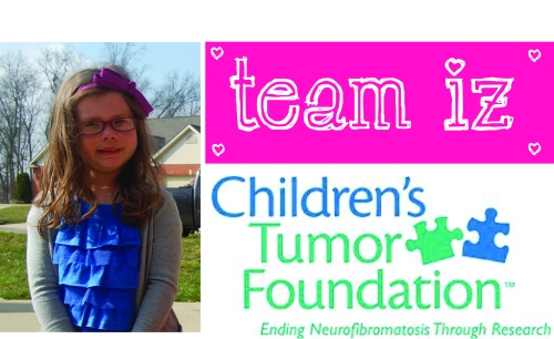 Children's Tumor Foundation Team Iz