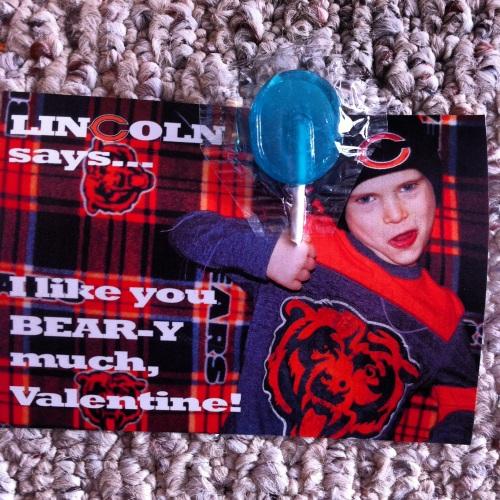 Bears Valentine