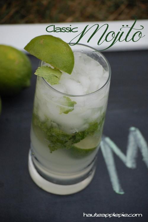 Classic Mojito Recipe