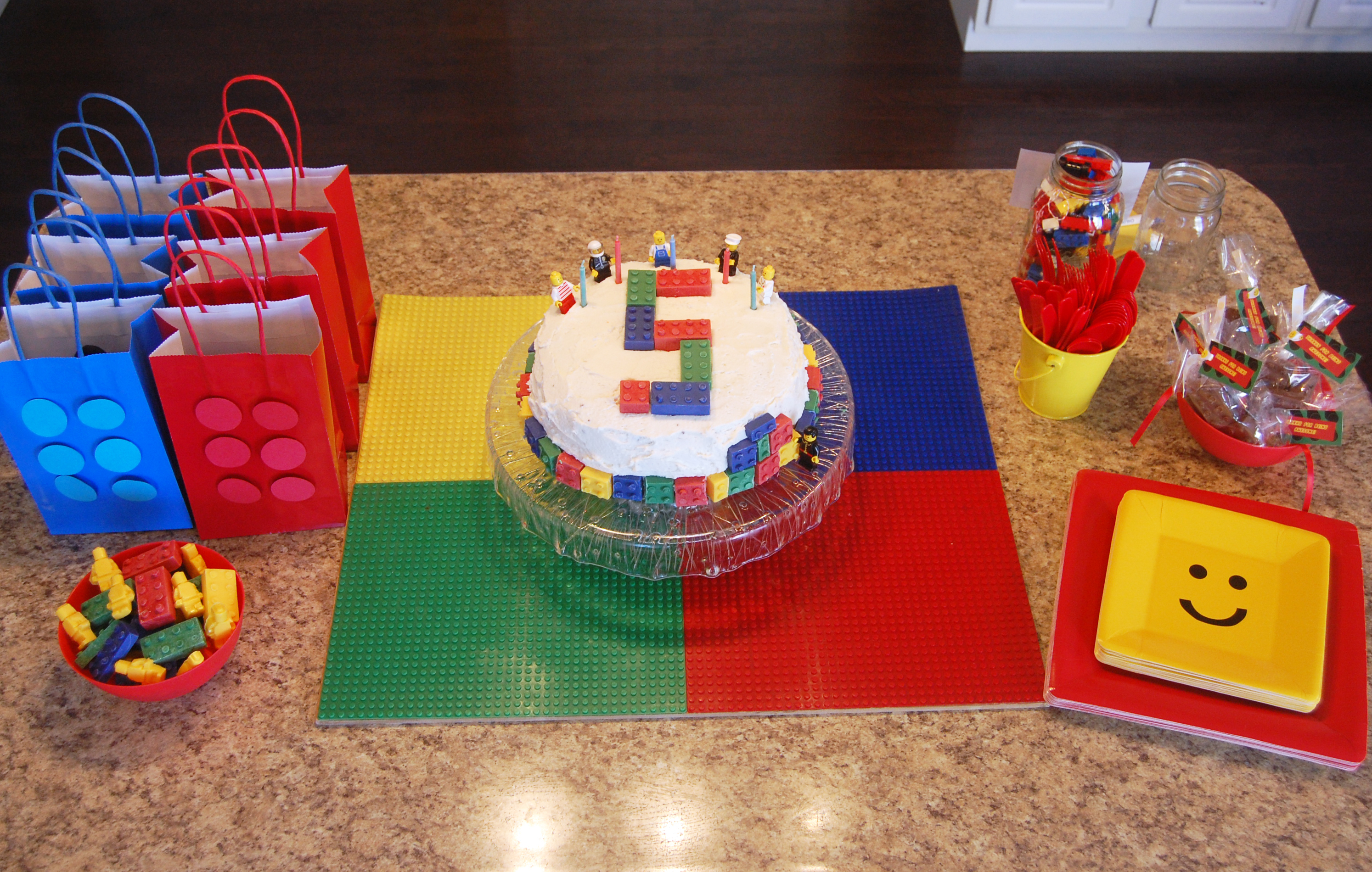 LEGO party & Birthday |