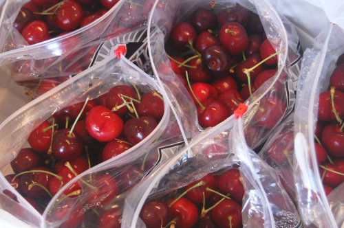 Washington Stone Fruit Cherries